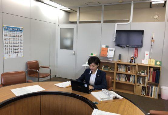 福岡市議会議員 堀本わかこ