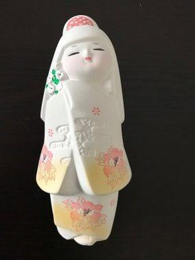 博多の伝統工芸品博多人形