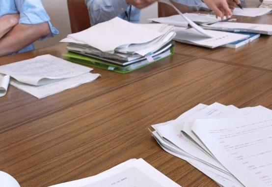 10月決算特別委員会勉強会