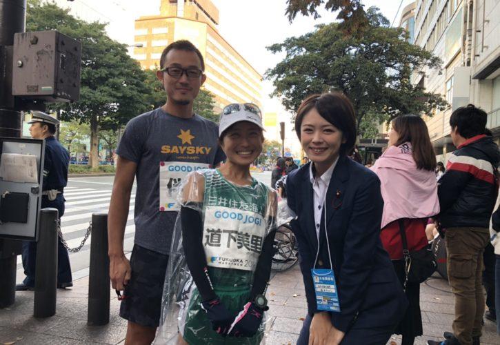 福岡マラソン2019