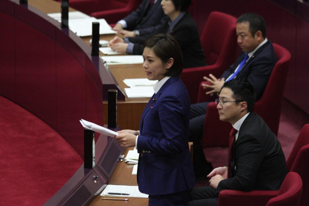令和元年12月12日福岡市議会一般質問