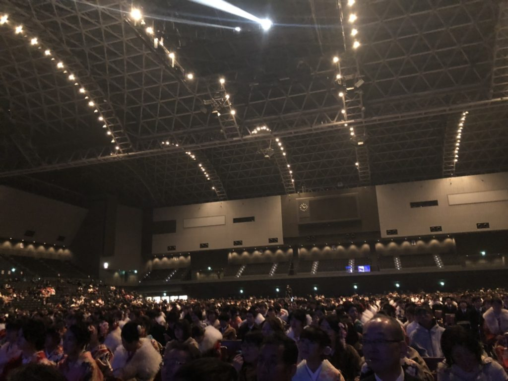 福岡市成人の日記念行事4