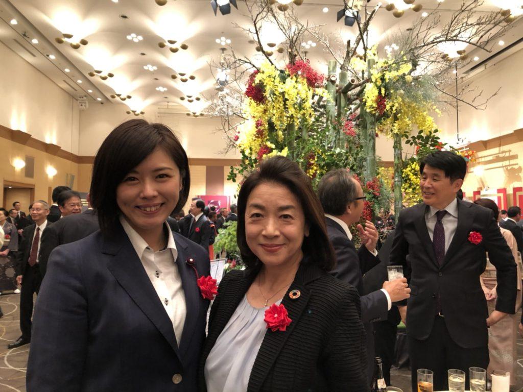西日本鉄道の新年祝賀会