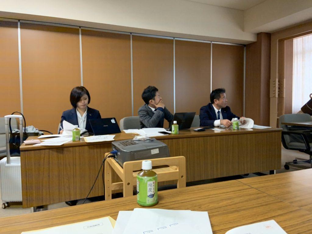 川崎市議会のペーパレスについて勉強
