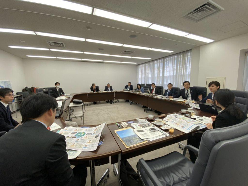 福岡市報委員会視察
