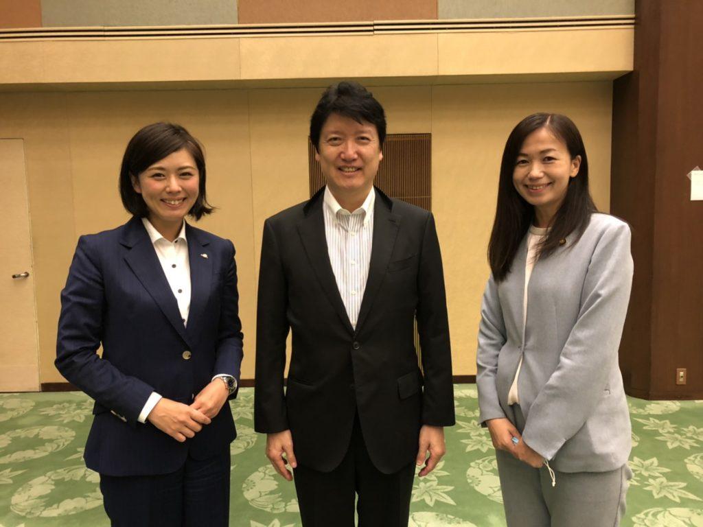 日本維新の会政策勉強会最終日