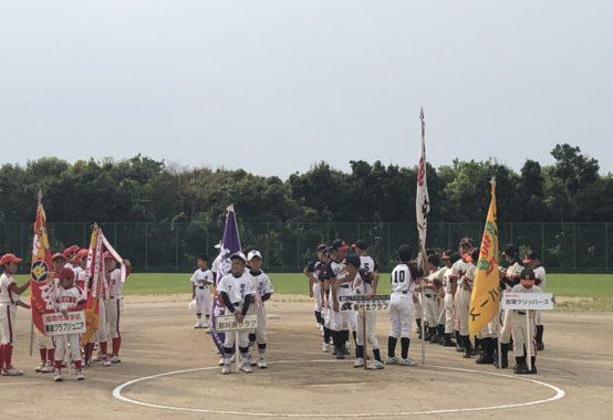 博多区少年ソフトボール大会