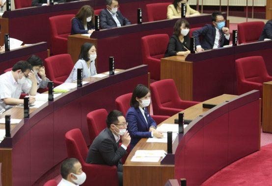 令和2年第5回福岡市議会定